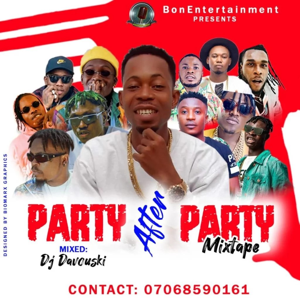 Sweetloaded dj-davouski-party-after-party-mix-art MIXTAPE: DJ Davouski – Party After Party Mix Mixtape trending DJ Davouski
