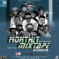 [Mixtape] Sweetloaded Ft DJ Young T - Monthly Mixtape(October Edition)