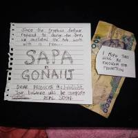 Gonaiij - Sapa Ft Eleniyan Mushin Anthem
