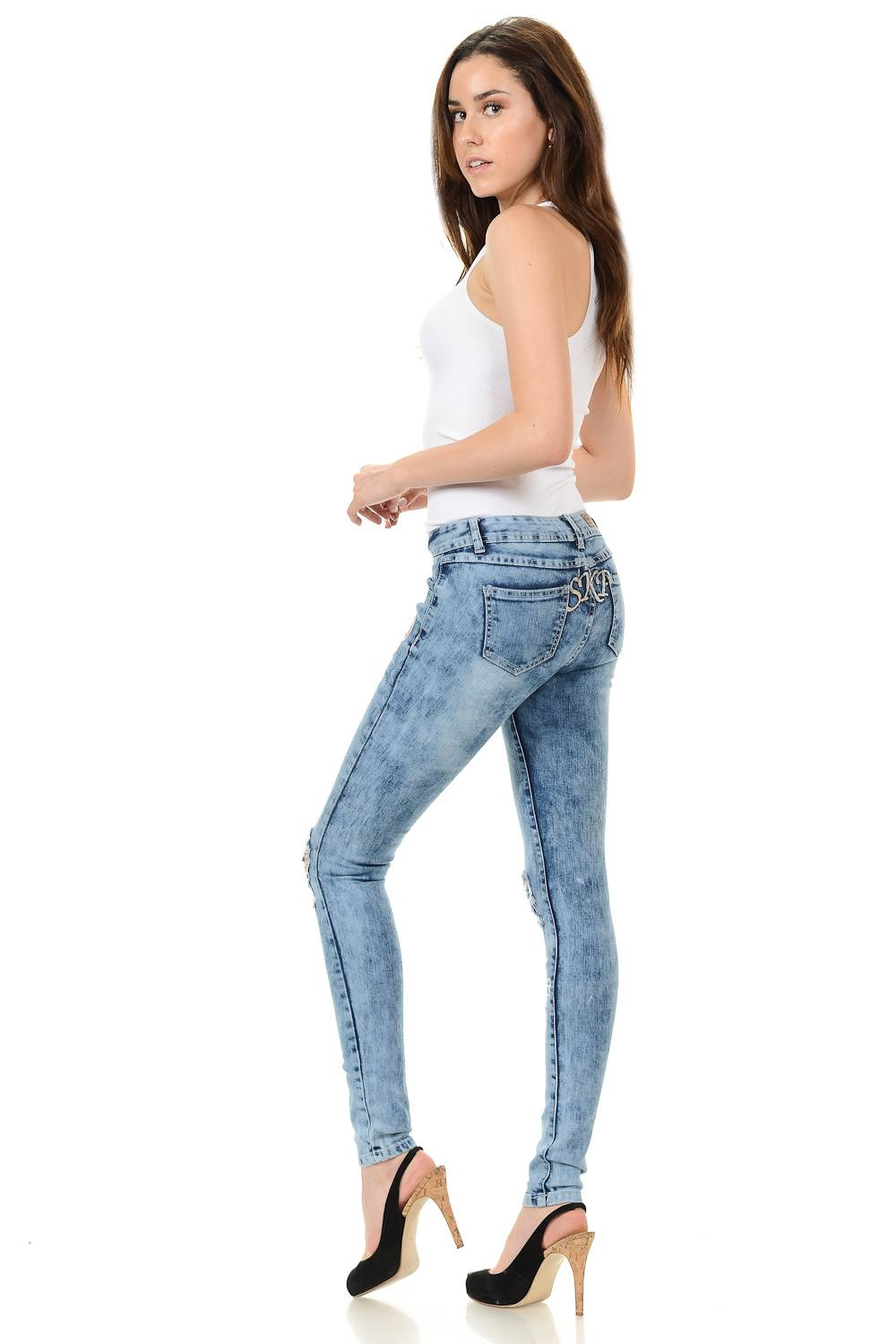 Sweet Look Premium Edition Womens Jeans  Style X57R
