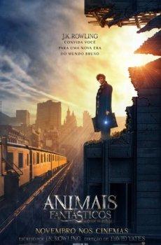 Animais Fantásticos e Onde Habitam, via Filmow
