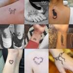 Wishlist 3x3: Tatuagens!