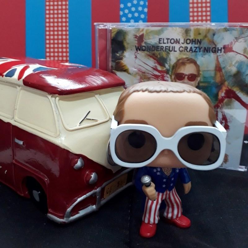 Funko Pop! Elton John 70's