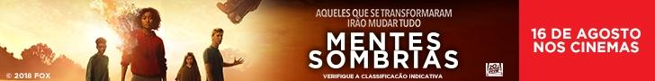 Mentes Sombrias: 16 de agosto nos cinemas!