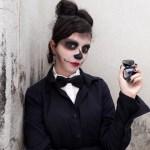 Maquiagem Zomby Gaga | Halloween
