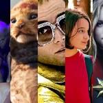 10 filmes para 2019!