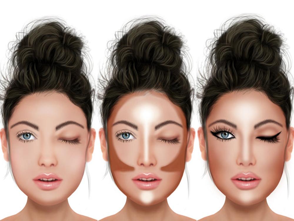 5 dicas para fazer contorno facial sozinha!