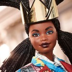 Barbie Jean-Michel Basquiat