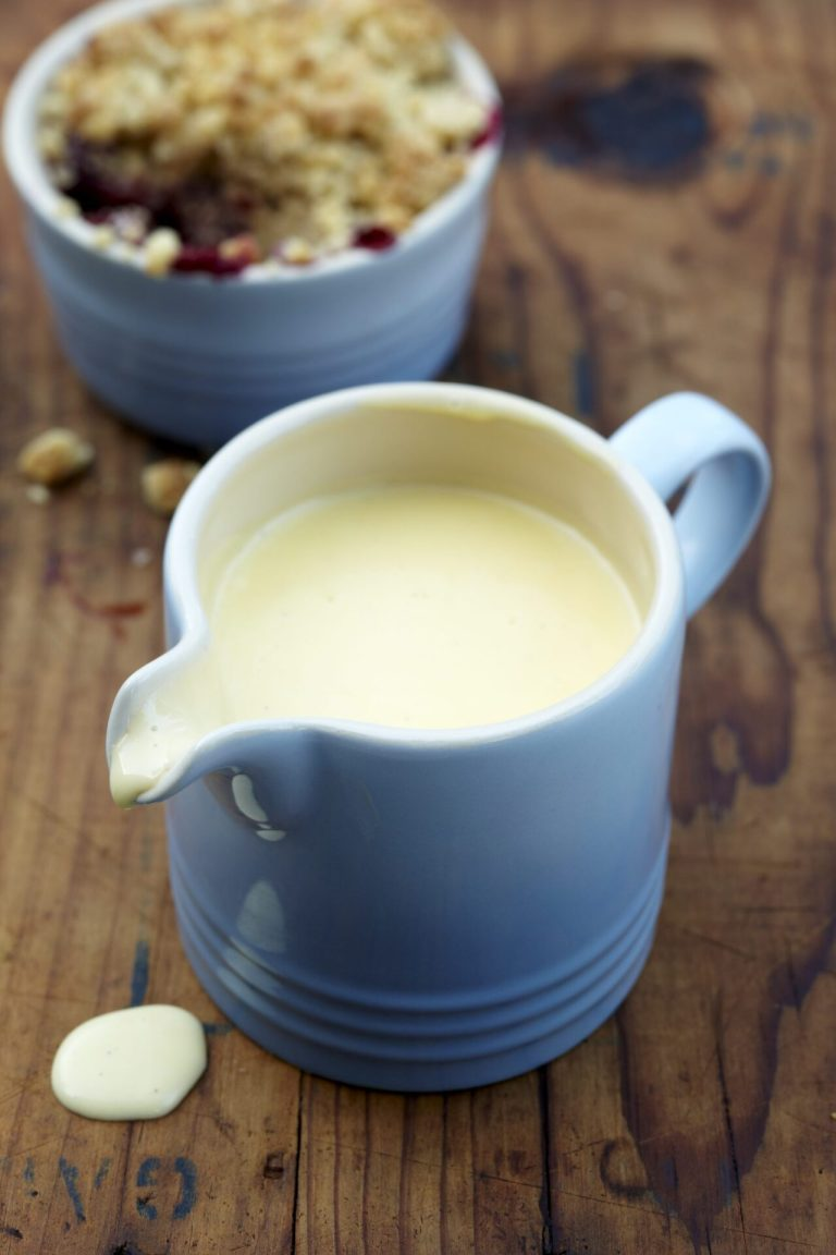 SWEETLY Vanilla Custard