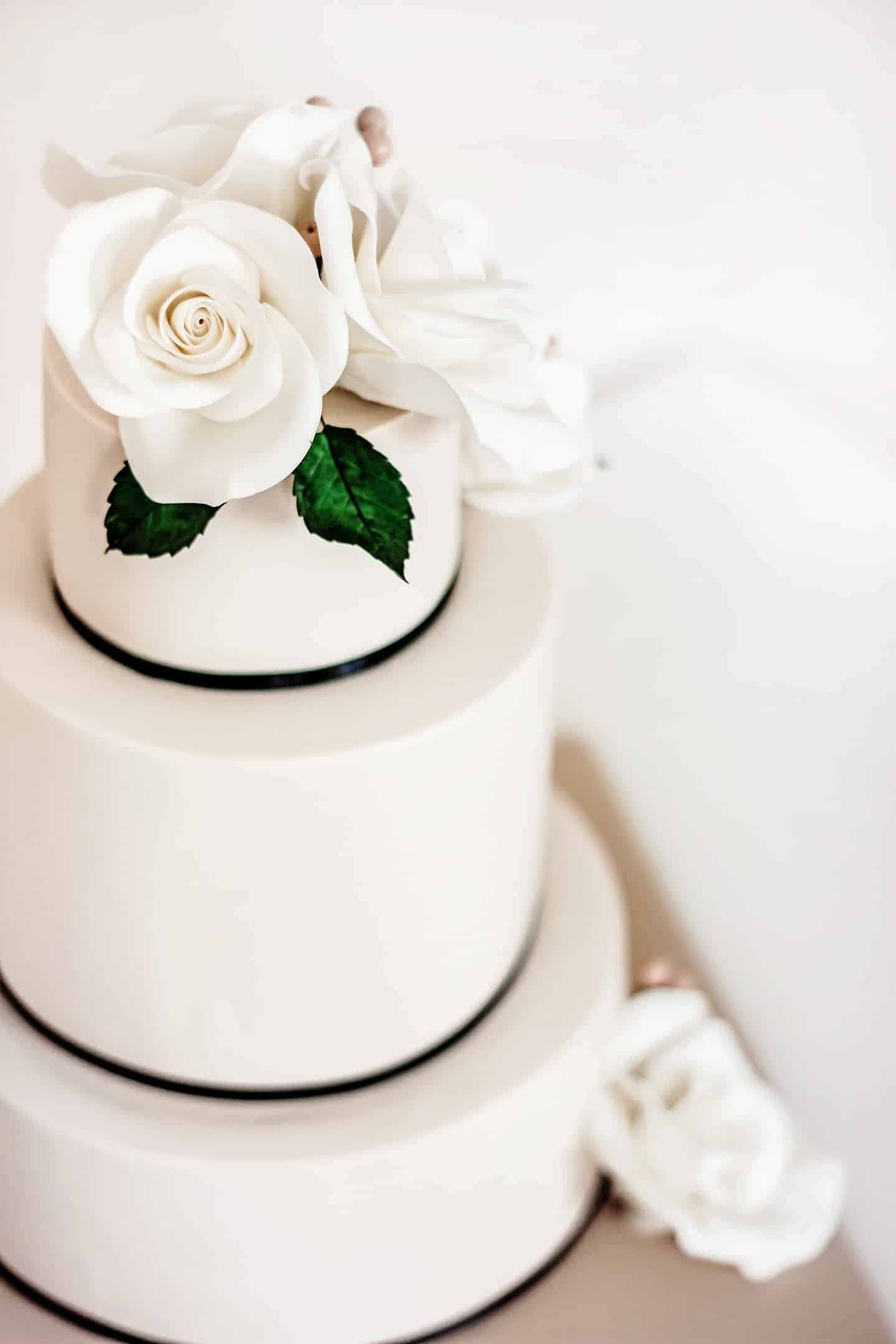 Perfect chocolate ganache cake for wedding cakes