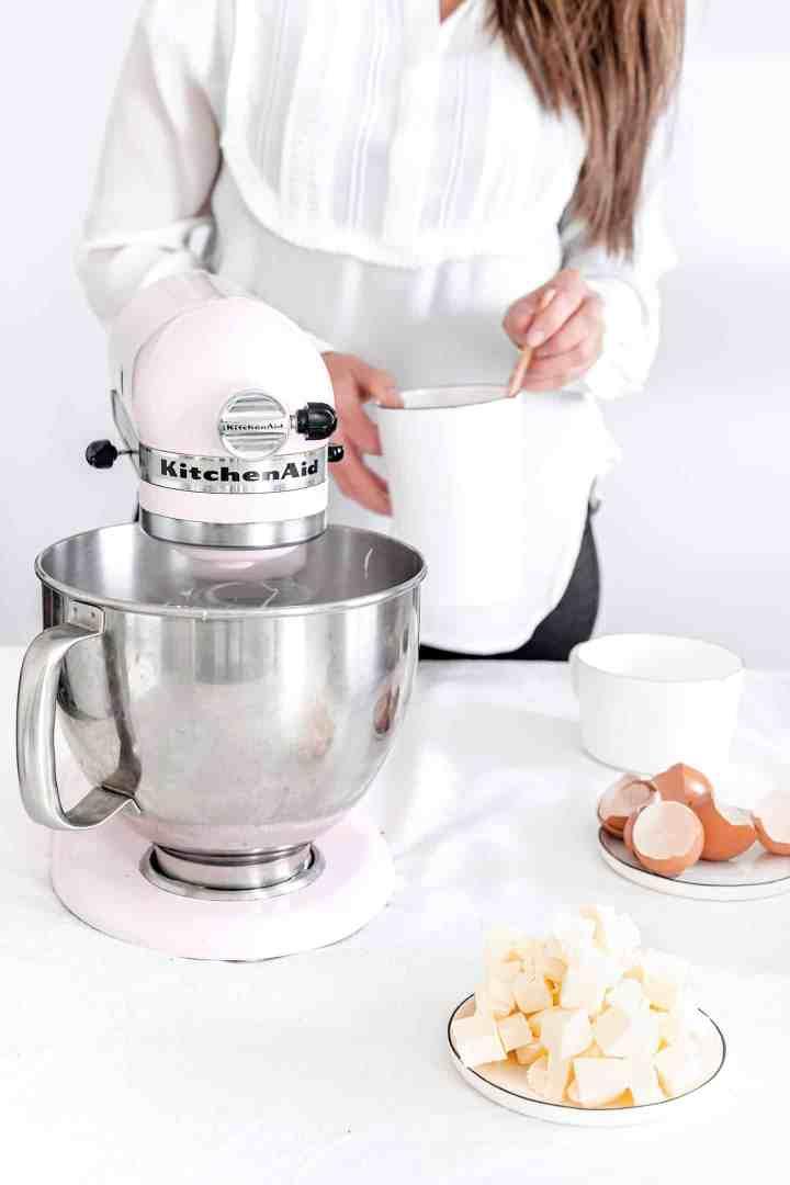 SMBC Crème au beurre à la meringue Suisse