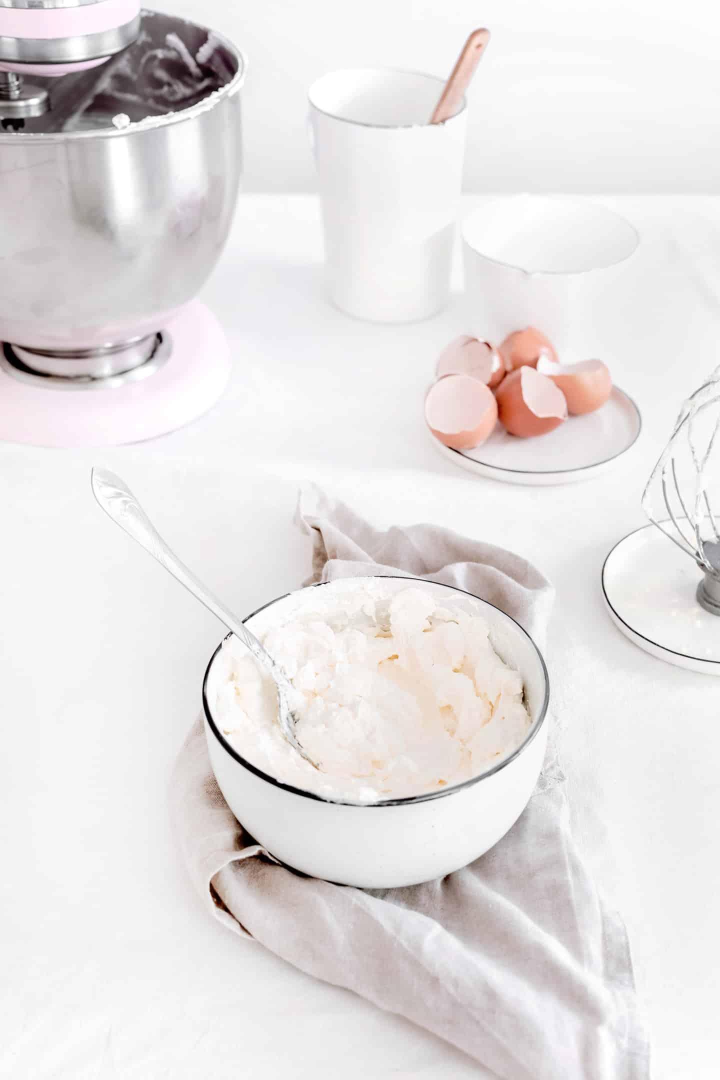 Recette facile de la crème au beurre Suisse