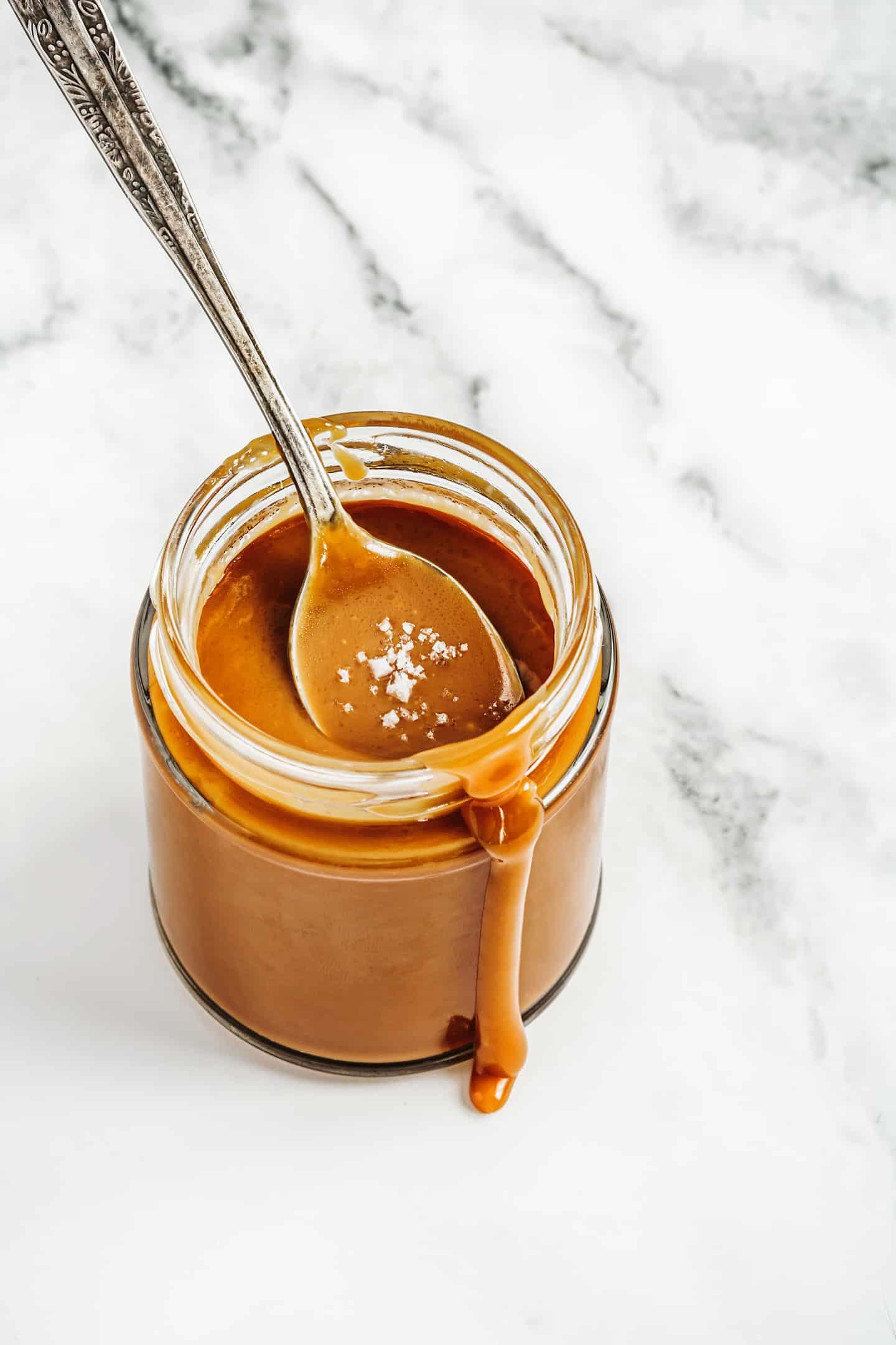 Comment faire du caramel au beurre salé inratable