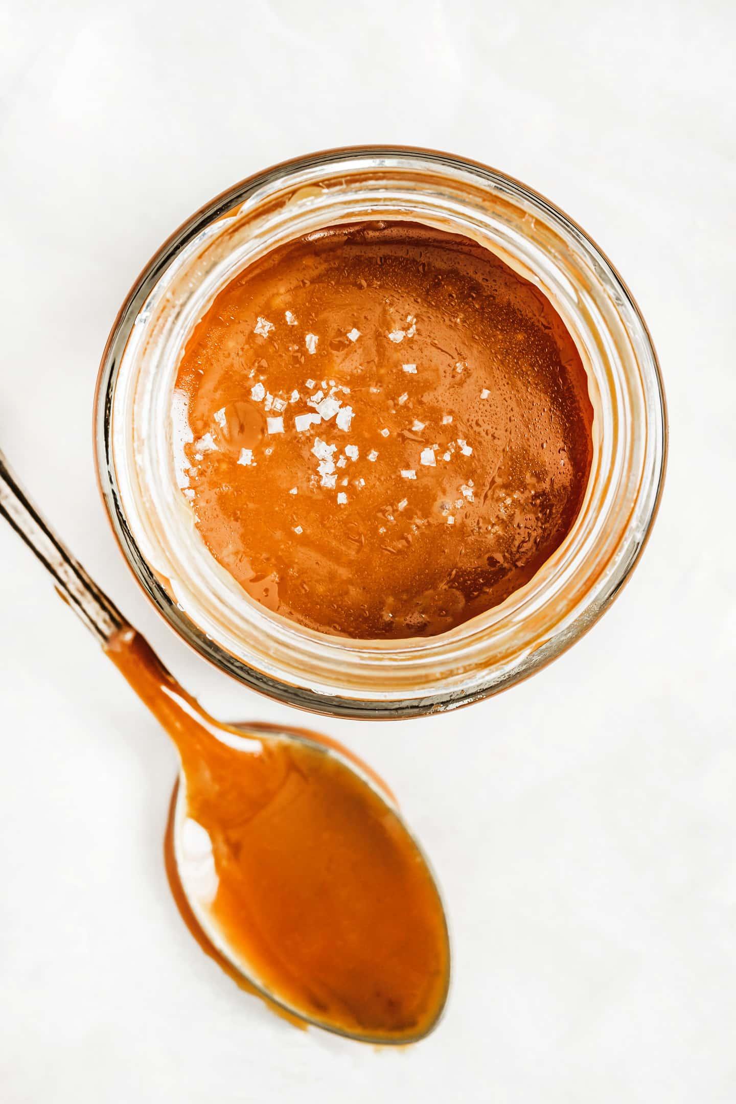 Comment faire le caramel au beurre salé maison