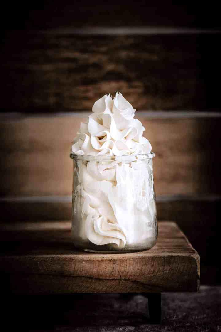 Italian meringue buttercream recipe