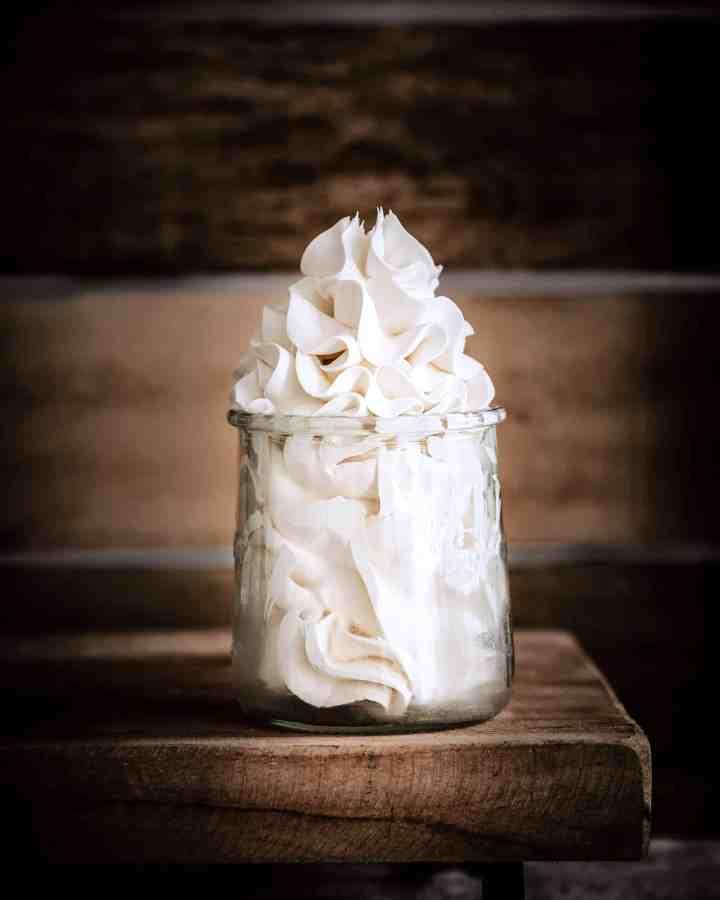 IMBC crème au beurre à la meringue Italienne