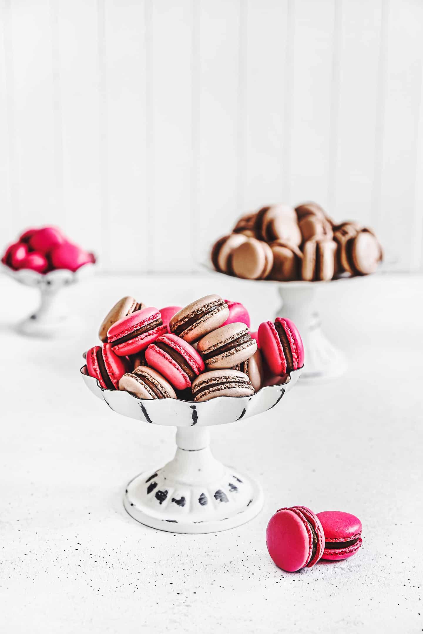 Recette inratable des macarons au chocolat