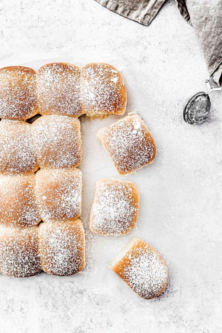 Easy buns recipe