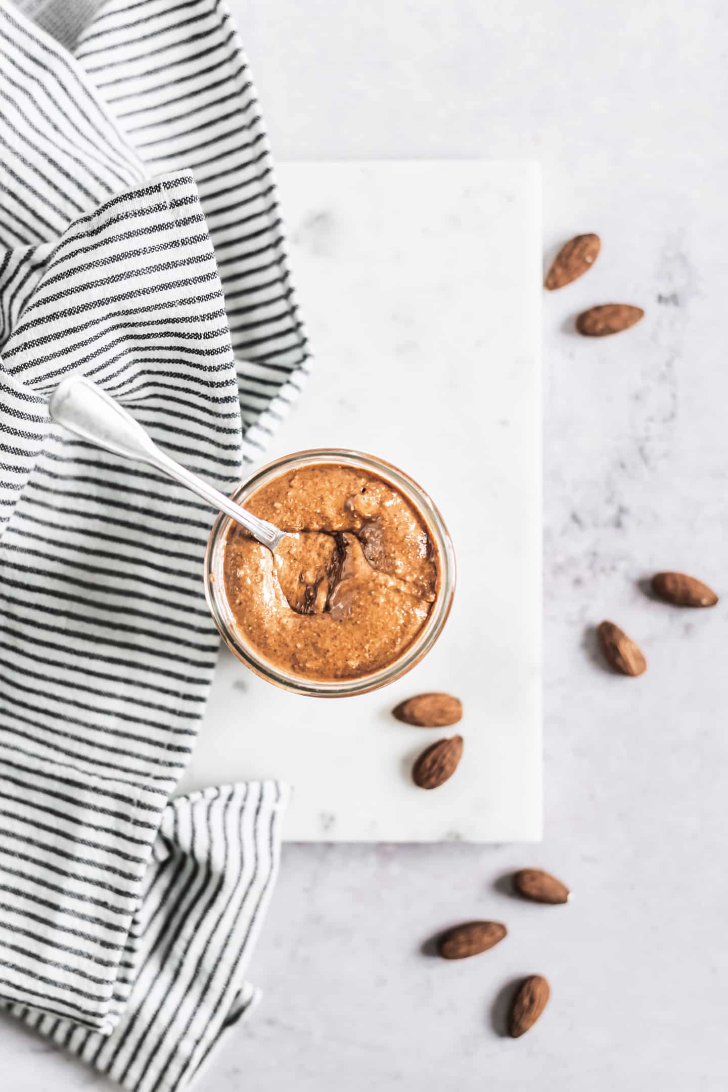 Almond butter homemade recipe