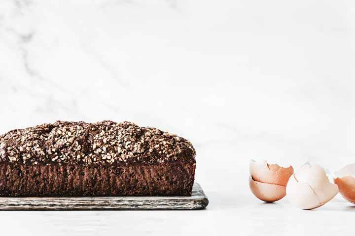 Easy recipe for chocolate loaf cake