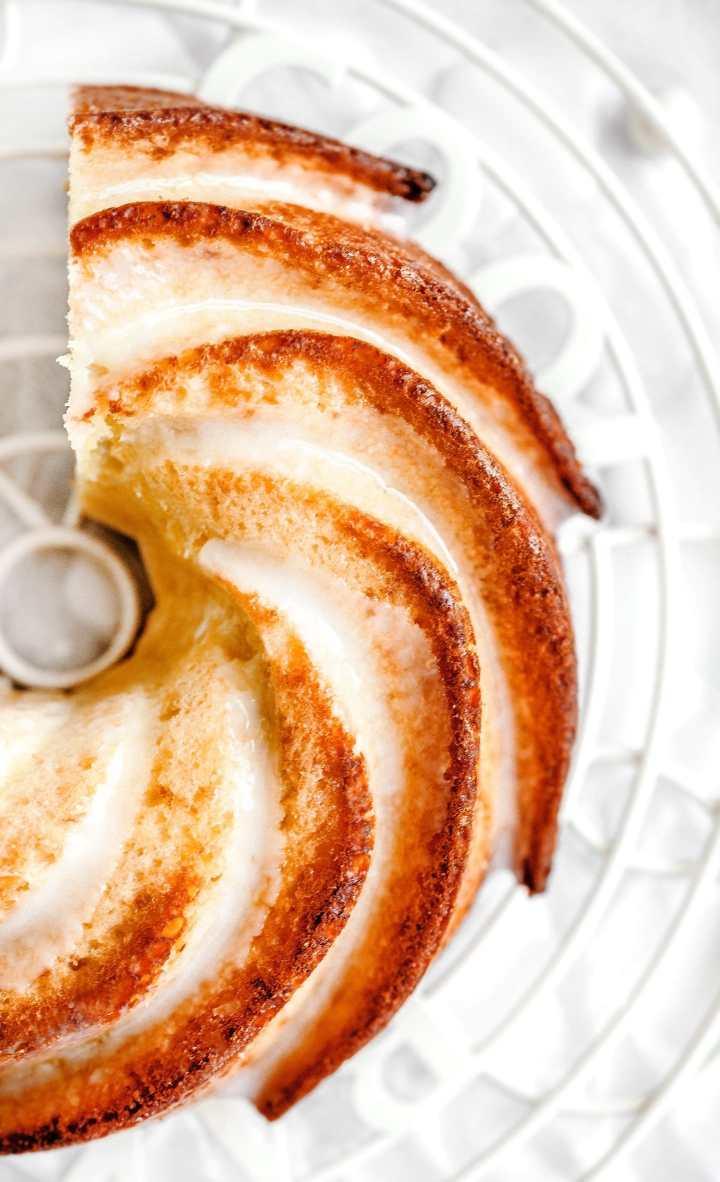Bundt cake spirale
