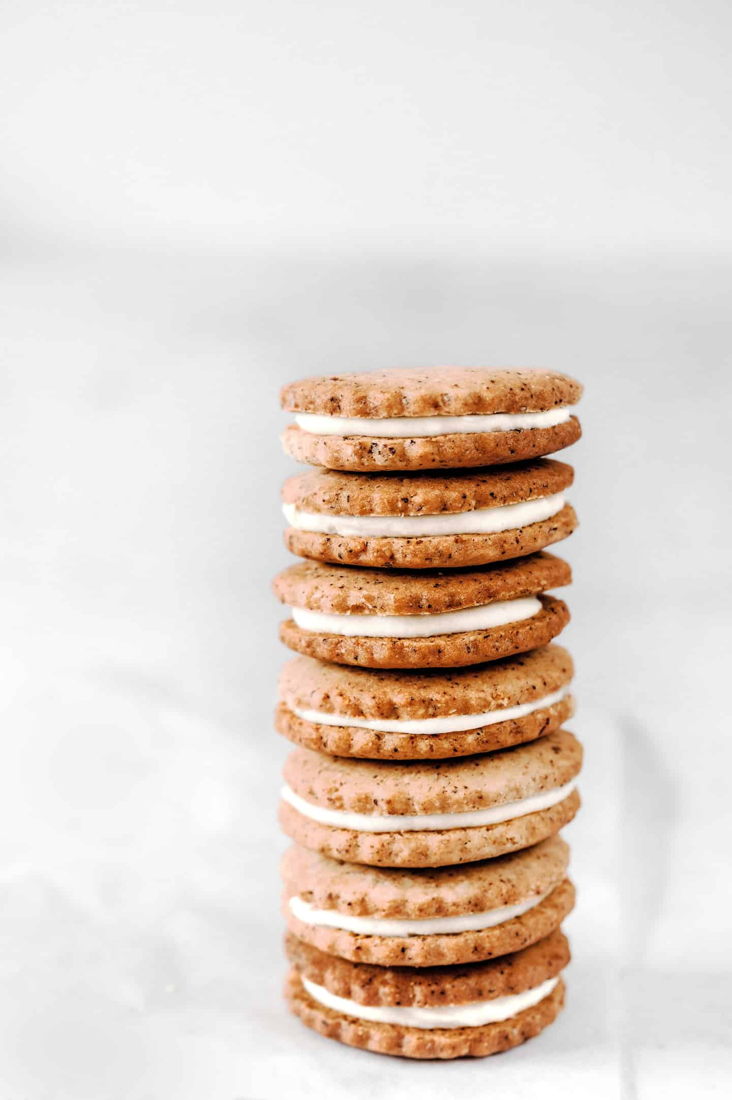 Petits biscuis sablés à la vanille