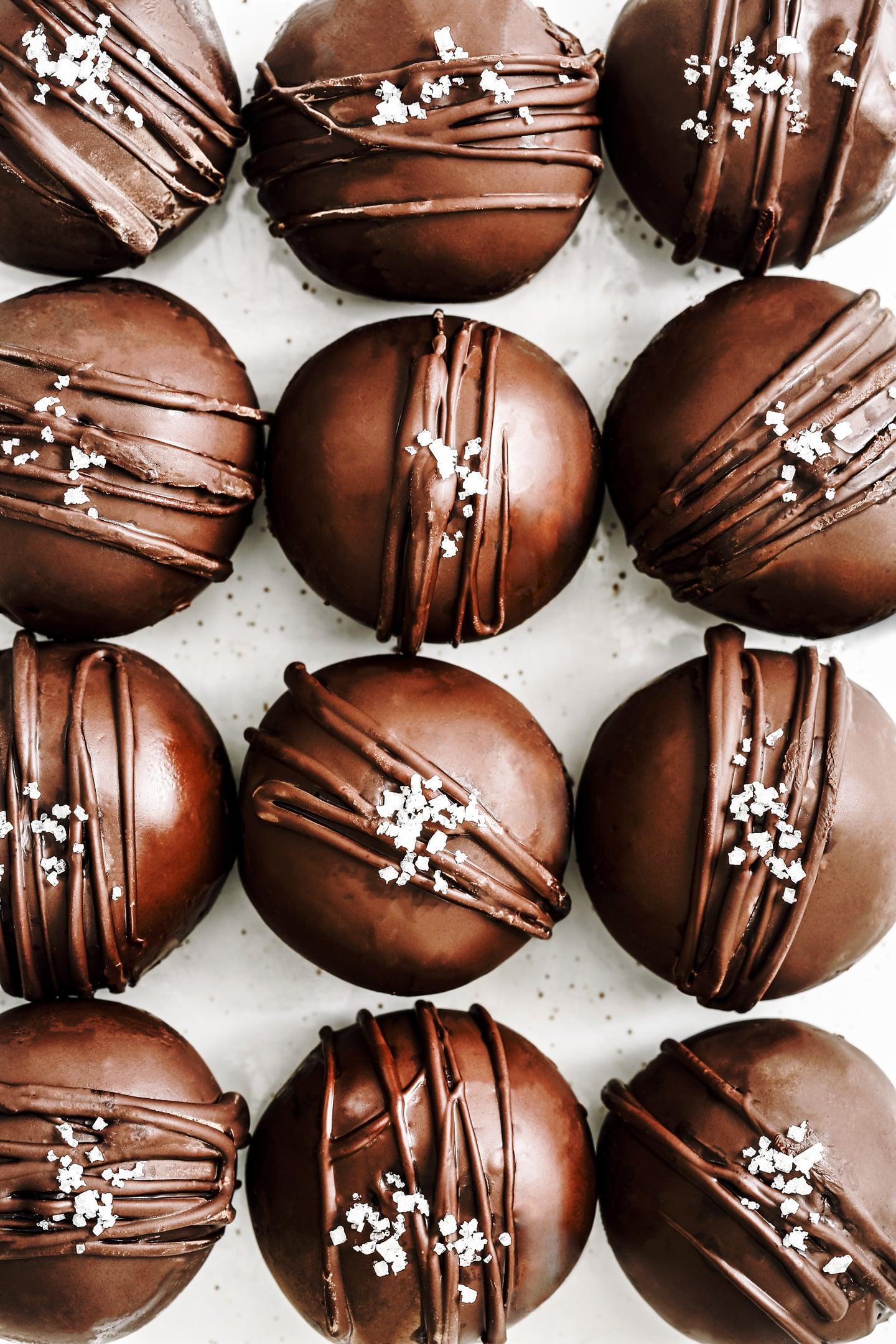 Truffes facile aux pépites de chocolat