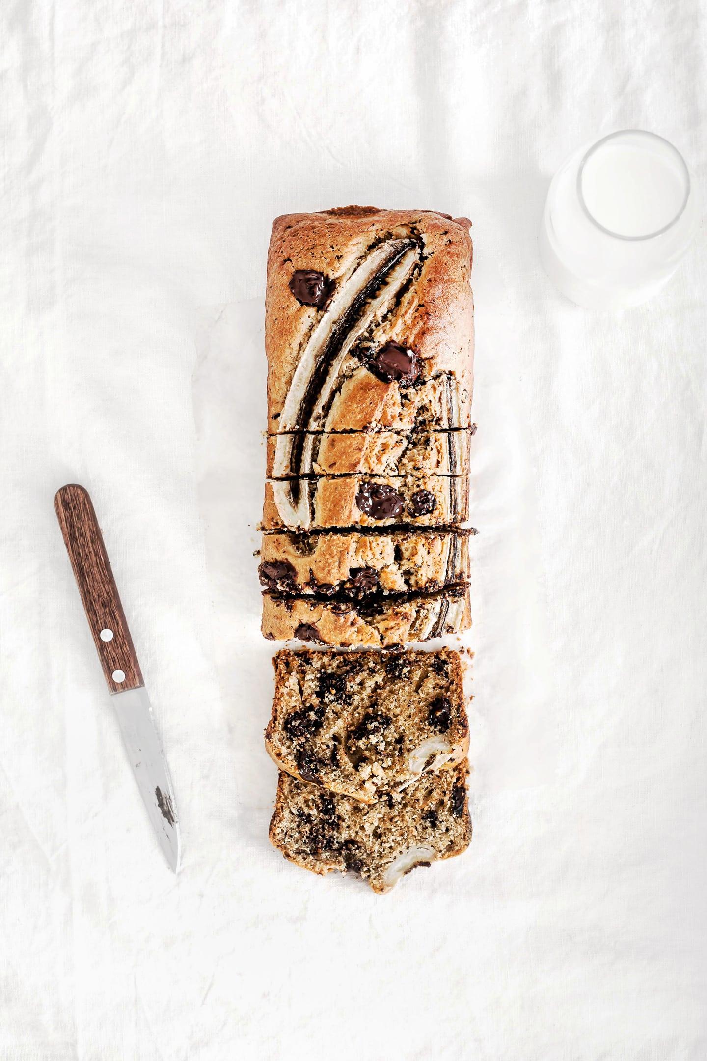 Easy recipe for banana bread