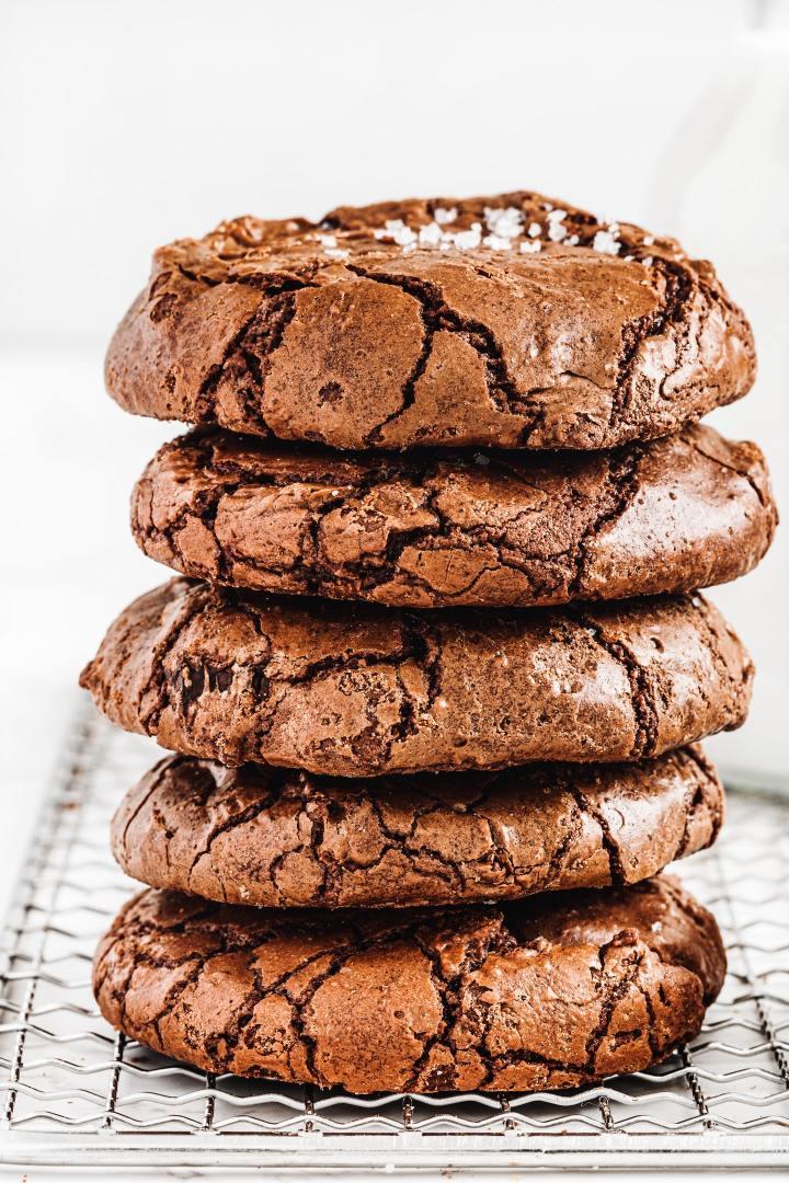 Cookies brownies faciles