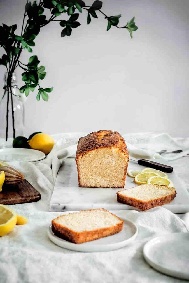 Recette facile du cake au citron
