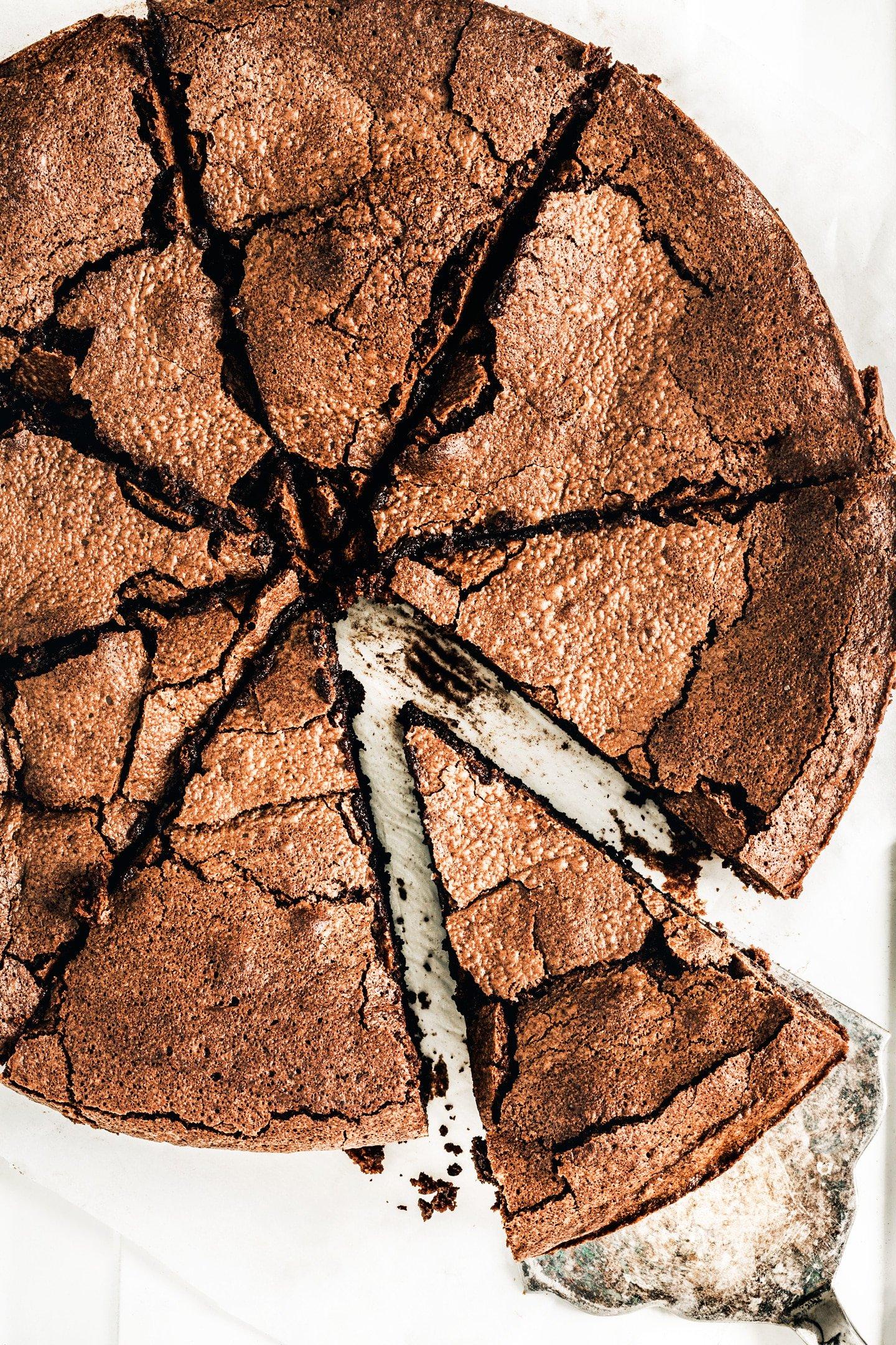 Gateau chocolat fondant