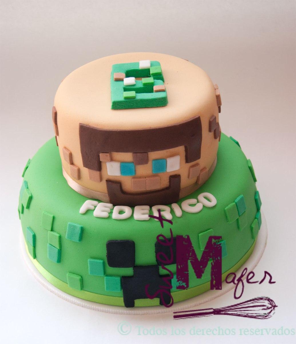 Minecraft PacMan Muchos cumples