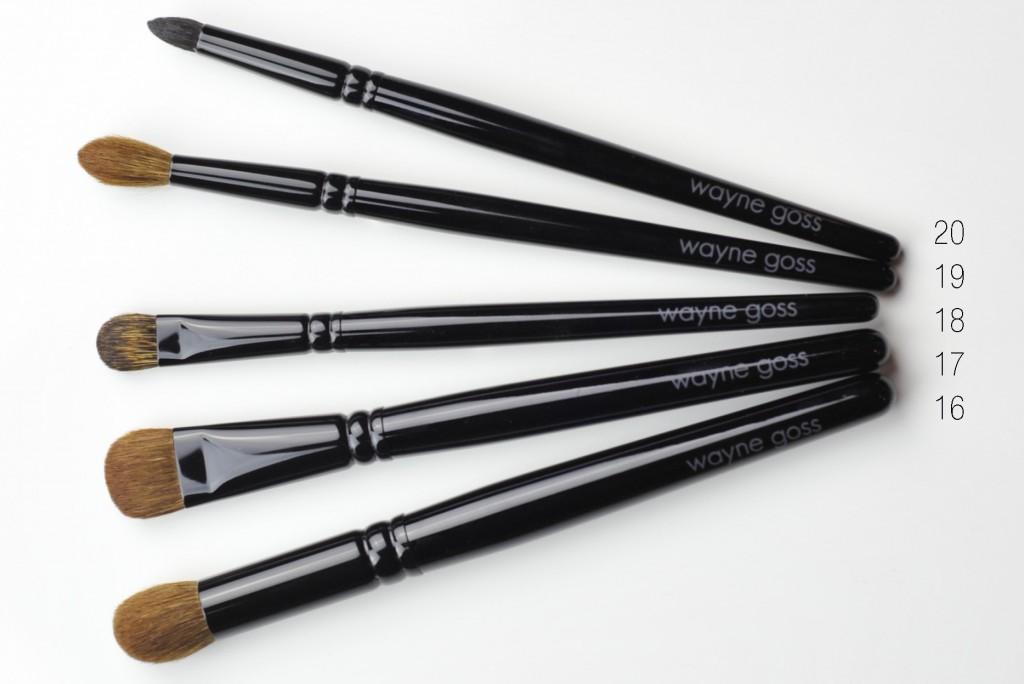 Wayne Goss – Face and eye sets – Sweet Makeup Temptations