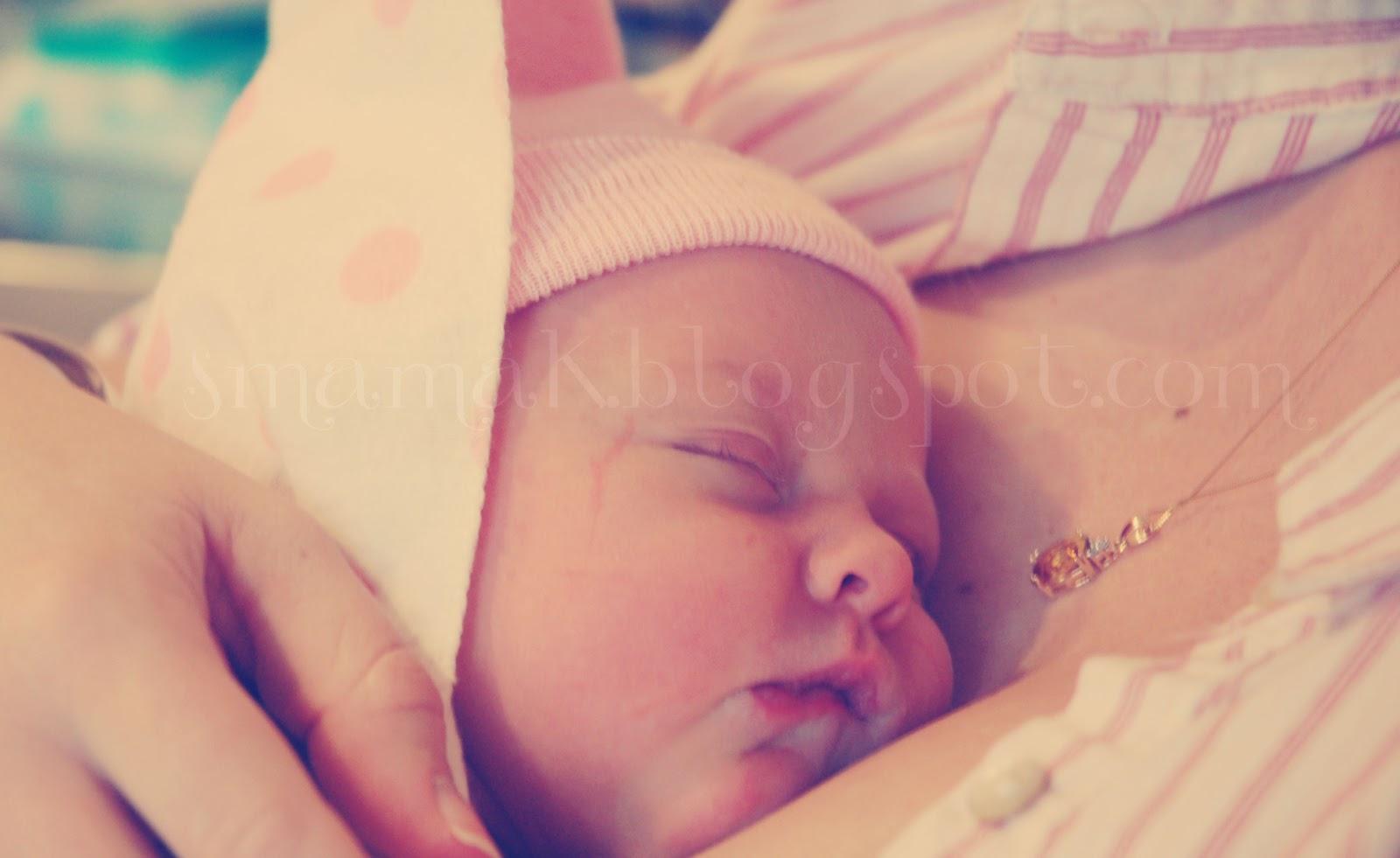 MG's Birth Story {the short version}
