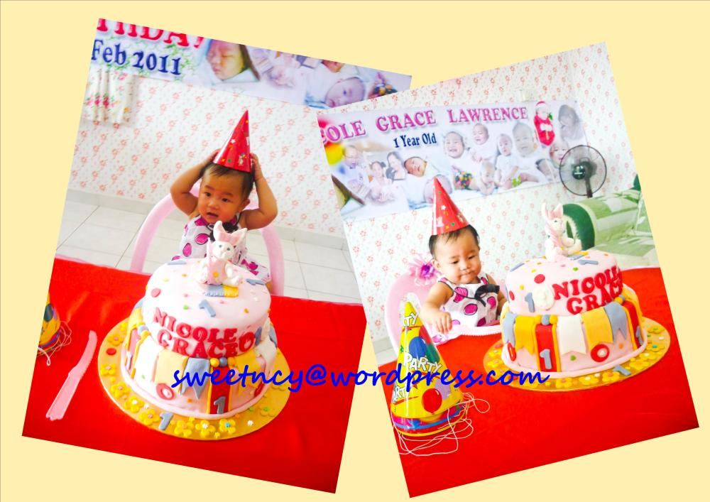 A Day To Remember ~ Gracie's 1st Year Old Birthday ~ (3/5)