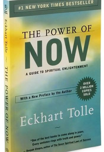Eckhart Tolle エックハルト・トール の「Power of Now」