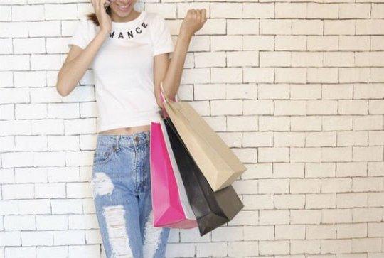Was jij nieuwe kleding meteen na aankoop?