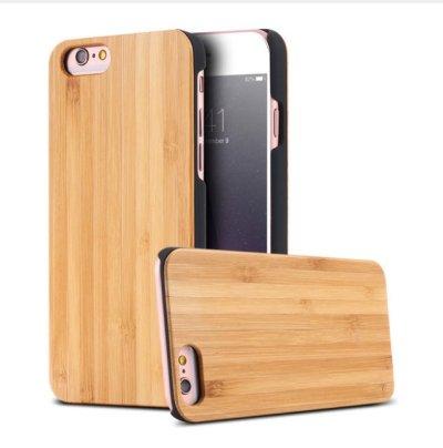 Bamboe telefoonhoes