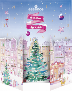 Sneak peak adventskalender Essence