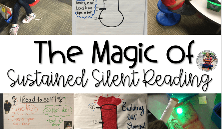 The Magic of Sustained Silent Reading