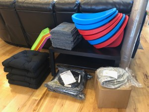 flexible seating in primary classrooms