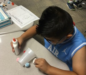 STEM activity for back to school