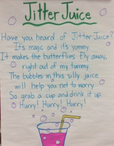 Jitter Juice Poem