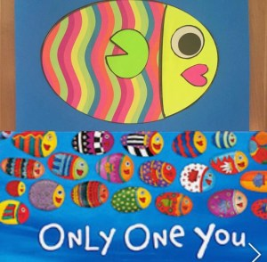 Only One You classroom activities