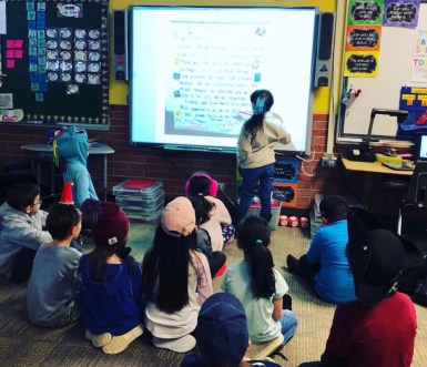 Using Morning Meetings to build a strong classroom community