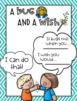 A Bug and A Wish Problem Solving Idea