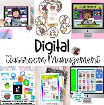 digital classroom management ideas