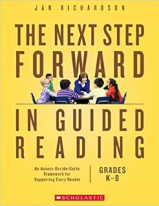 Jan Richardson - The Next Step Forward in Guided Reading