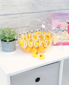 lucky ducks classroom tip