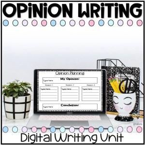 digital opinion writing